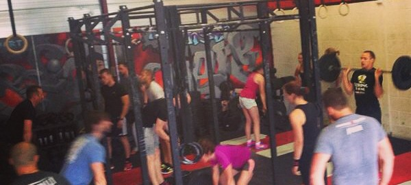 Busy day during Community Saturday with a grueling workout!
